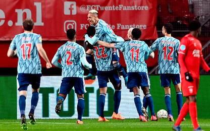 FC Twente-Ajax 1-3