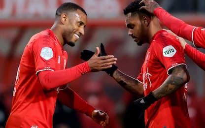 FC Twente-Vitesse 1-2