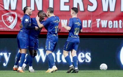 FC Twente-VVV-Venlo 0-1