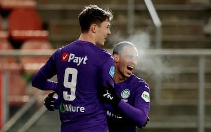 FC Utrecht-FC Groningen 2-2