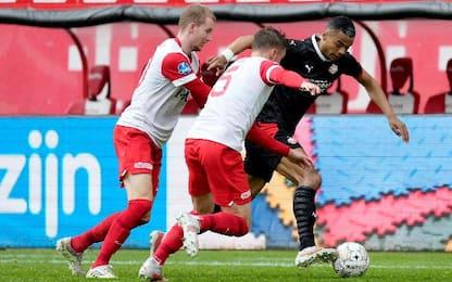 FC Utrecht-PSV 1-1
