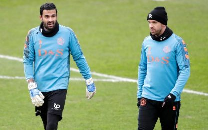 FC Utrecht-Sparta Rotterdam 1-0