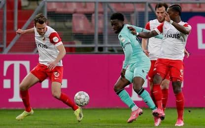 FC Utrecht-Willem II 3-2