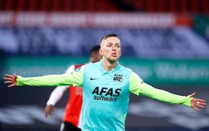 Feyenoord-AZ 2-3
