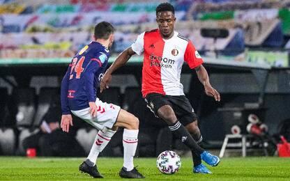 Feyenoord-FC Emmen 1-1