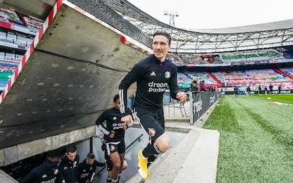 Feyenoord-Fortuna Sittard 2-0
