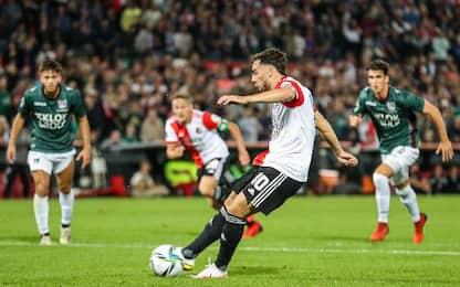 Feyenoord-NEC 5-3