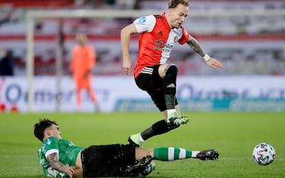 Feyenoord-PEC Zwolle 1-0