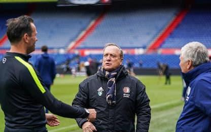 Feyenoord-RKC Waalwijk 3-0