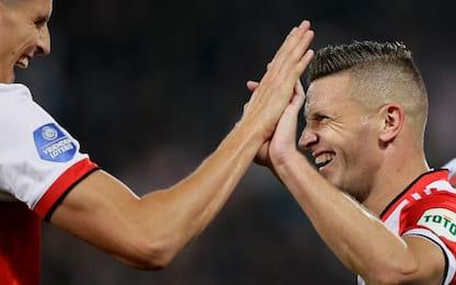 Feyenoord-sc Heerenveen 3-1