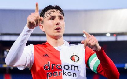 Feyenoord-Sparta Rotterdam 2-0
