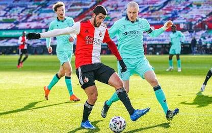 Feyenoord-Willem II 5-0