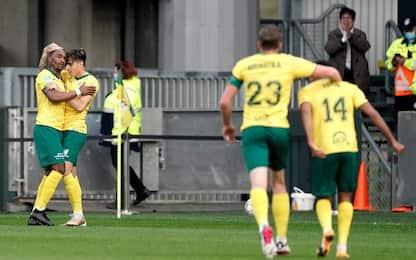 Fortuna Sittard-FC Twente 3-0