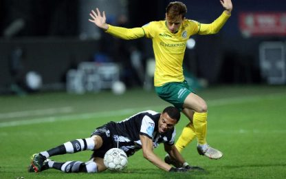 Fortuna Sittard-Heracles Almelo 0-1