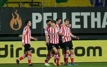 Fortuna Sittard-Sparta Rotterdam 0-1