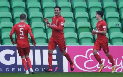 FC Groningen-FC Twente 2-2