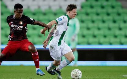 FC Groningen-Feyenoord 0-0