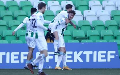 FC Groningen-PEC Zwolle 1-0