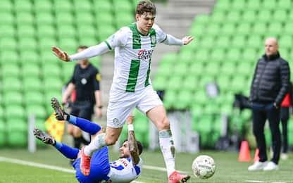 FC Groningen-sc Heerenveen 0-2