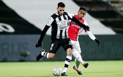 Heracles Almelo-Ajax 0-2