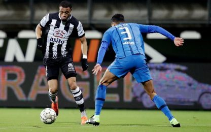 Heracles Almelo-Vitesse 0-2