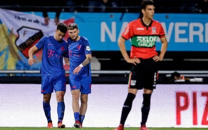 NEC-FC Utrecht 0-3