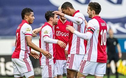 PEC Zwolle-Ajax 0-2