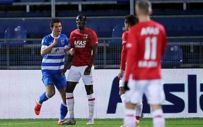 PEC Zwolle-AZ 1-1