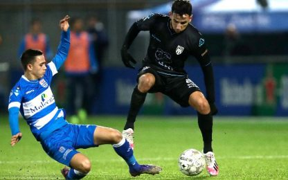 PEC Zwolle-Heracles Almelo 2-2