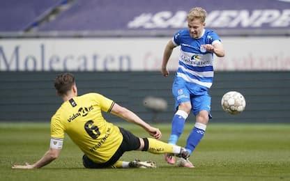 PEC Zwolle-VVV-Venlo 2-1