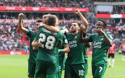 PSV-Feyenoord 0-4