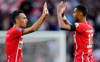 PSV-Cambuur 4-1