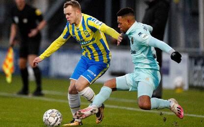 RKC Waalwijk-ADO Den Haag 0-1