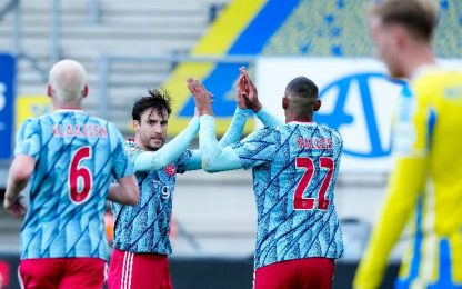 RKC Waalwijk-Ajax 0-1