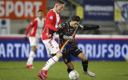 RKC Waalwijk-FC Emmen 1-0