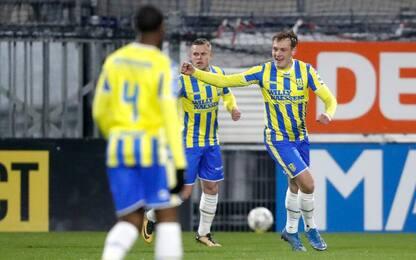 RKC Waalwijk-FC Groningen 3-1