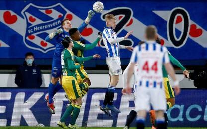 sc Heerenveen-ADO Den Haag 3-0