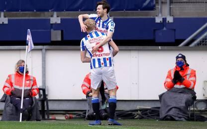 sc Heerenveen-Ajax 1-2