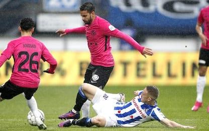 sc Heerenveen-FC Utrecht 0-0