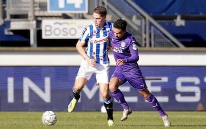sc Heerenveen-FC Groningen 1-1