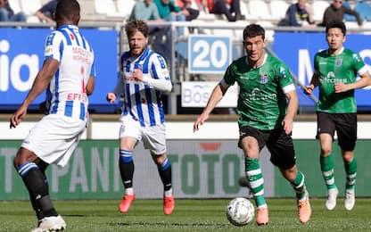 sc Heerenveen-PEC Zwolle 0-2