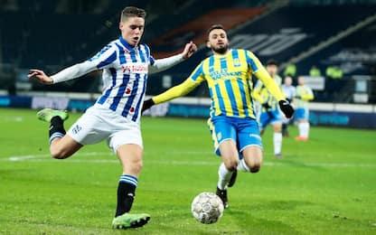 sc Heerenveen-RKC Waalwijk 1-1