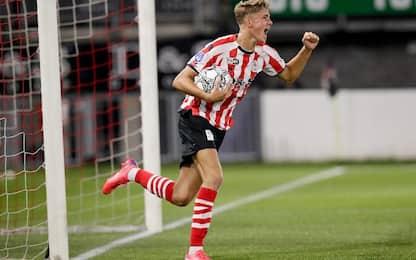 Sparta Rotterdam-NEC 1-1