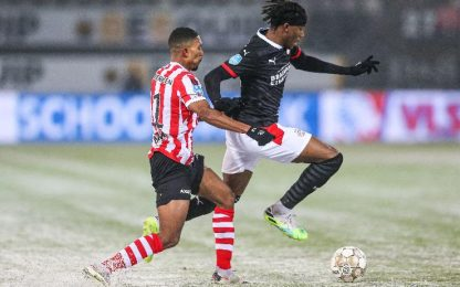 Sparta Rotterdam-PSV 3-5