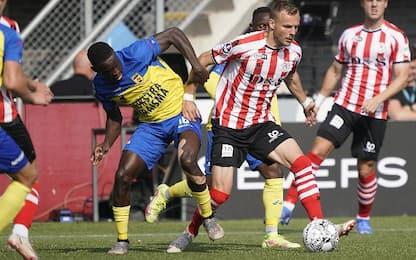 Sparta Rotterdam-Cambuur 0-4