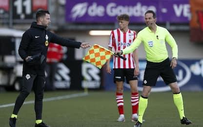 Sparta Rotterdam-Vitesse 3-0