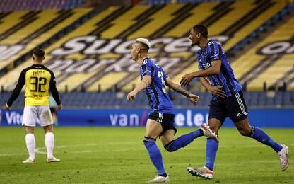 Vitesse-Ajax 1-3