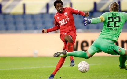Vitesse-FC Twente 0-2