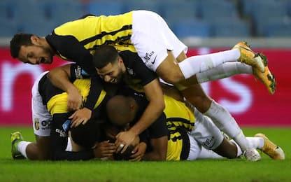 Vitesse-FC Utrecht 1-0