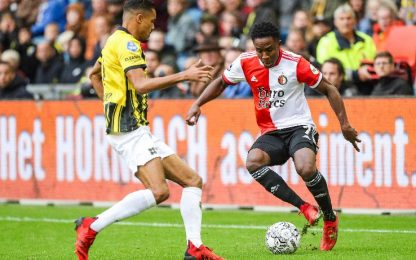 Vitesse-Feyenoord 2-1